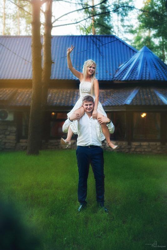 Ирина и Андрей - Ольга Колодкина
