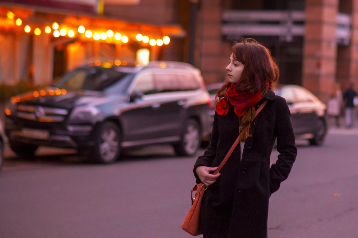 прогулка по городу - Екатерина Жукова