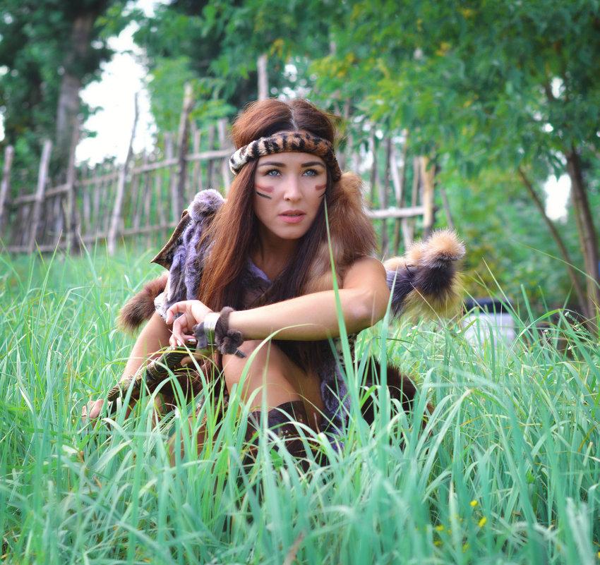 Амазонка - Ирина