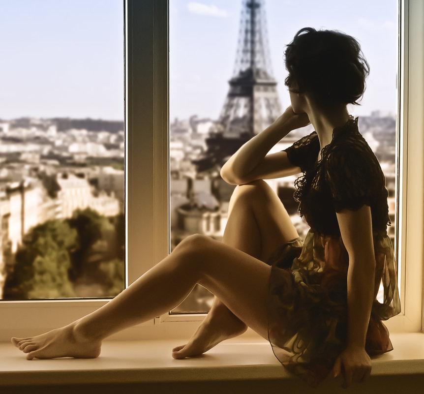 Окно в Париж - Марина Алексеева