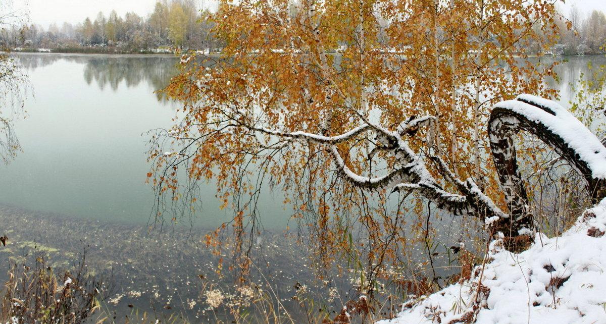 Первый снег в октябре - Галина