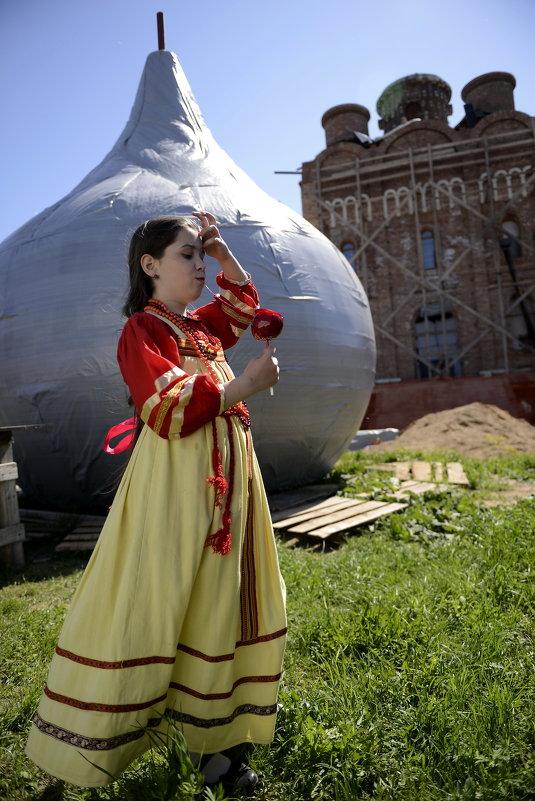 Щеколдинский фестиваль - Оксана ДоброВольская