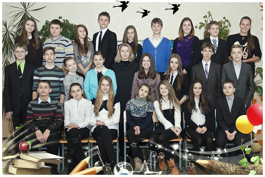 Школьные годы - Дмитрий Сахончик