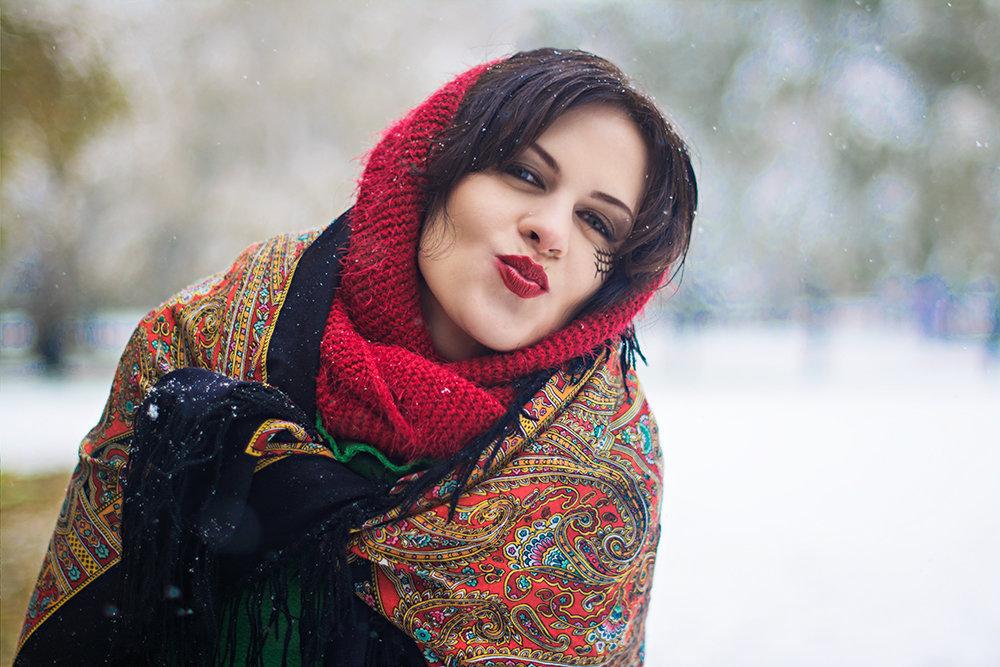 Барышня- КРЕСТЬЯНКА - Татьяна Фирсова
