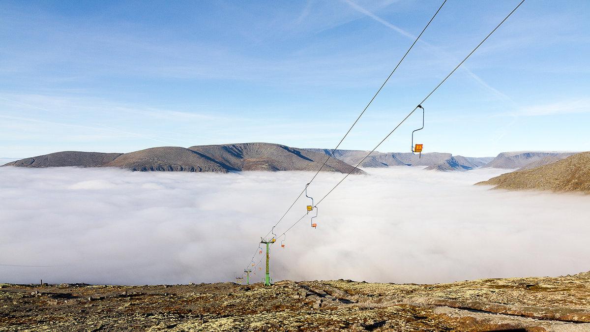 Туман в Хибинах 2 - Александр Неустроев