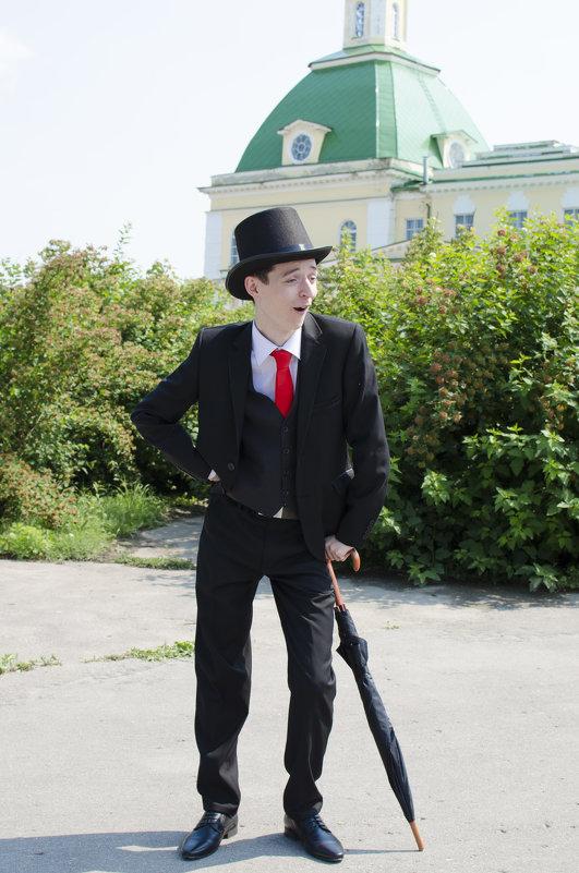 джентельмен - Ольга Русакова