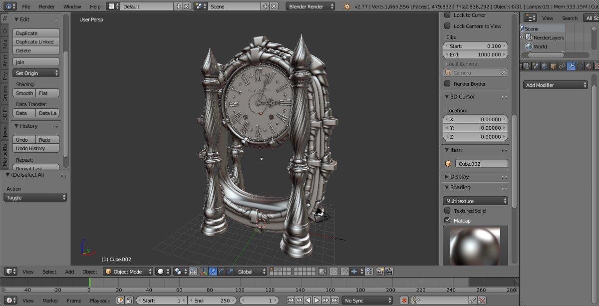 3d моделирование - alexlexs Солопанов