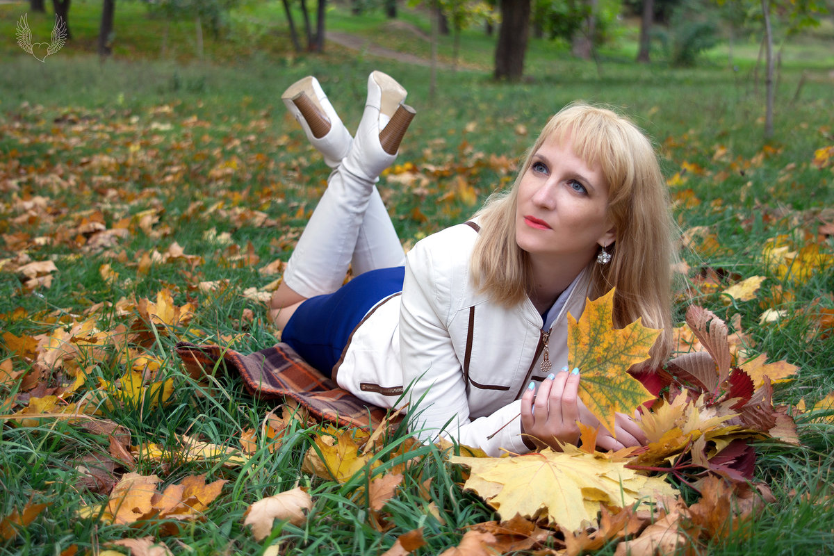 тёплая осень...) - Райская птица Бородина