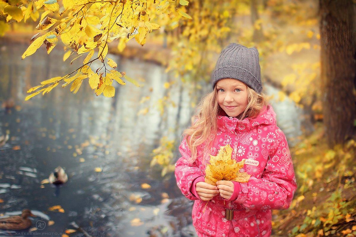 в парке - Екатерина Бондаренко