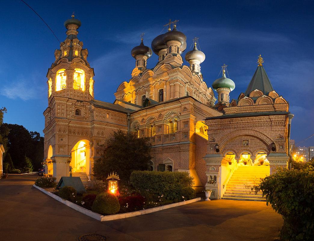 Храм Троицы Живоначальной в Останкино - Руслан Гончар