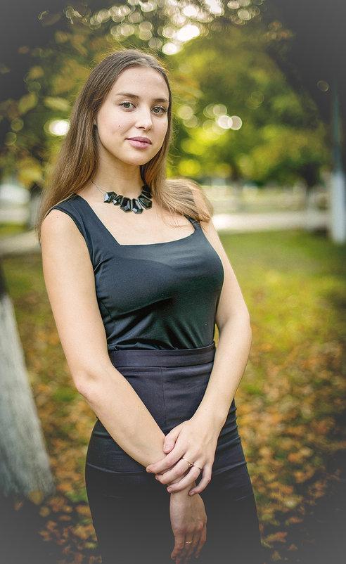 Выпускница - Виктория Гавриленко