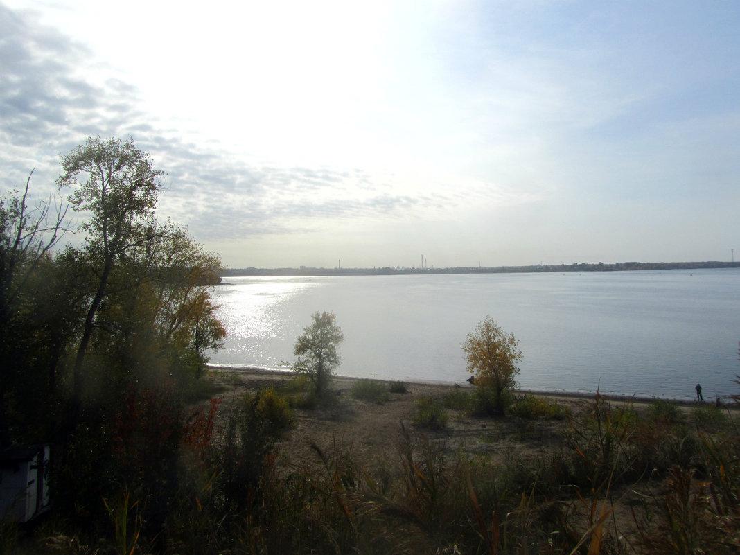 Волга в октябре - tgtyjdrf
