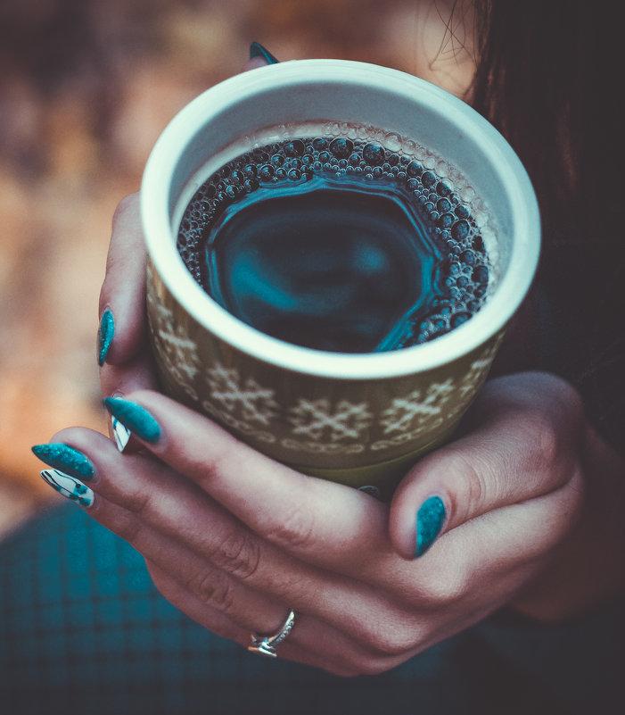 Согревающий чай) - Julia Obraz
