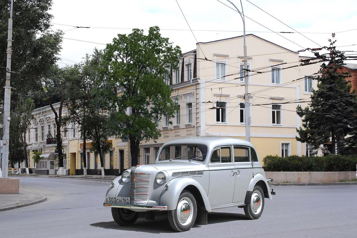 Москвич 400 - Виктор Киричек