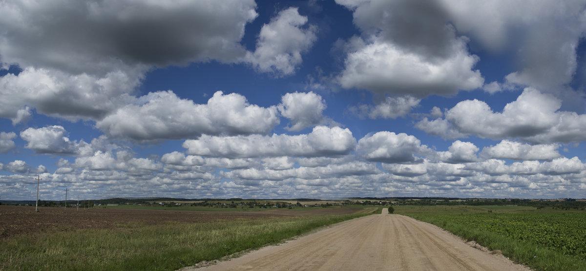 дорога в облака - Юлия Фалей