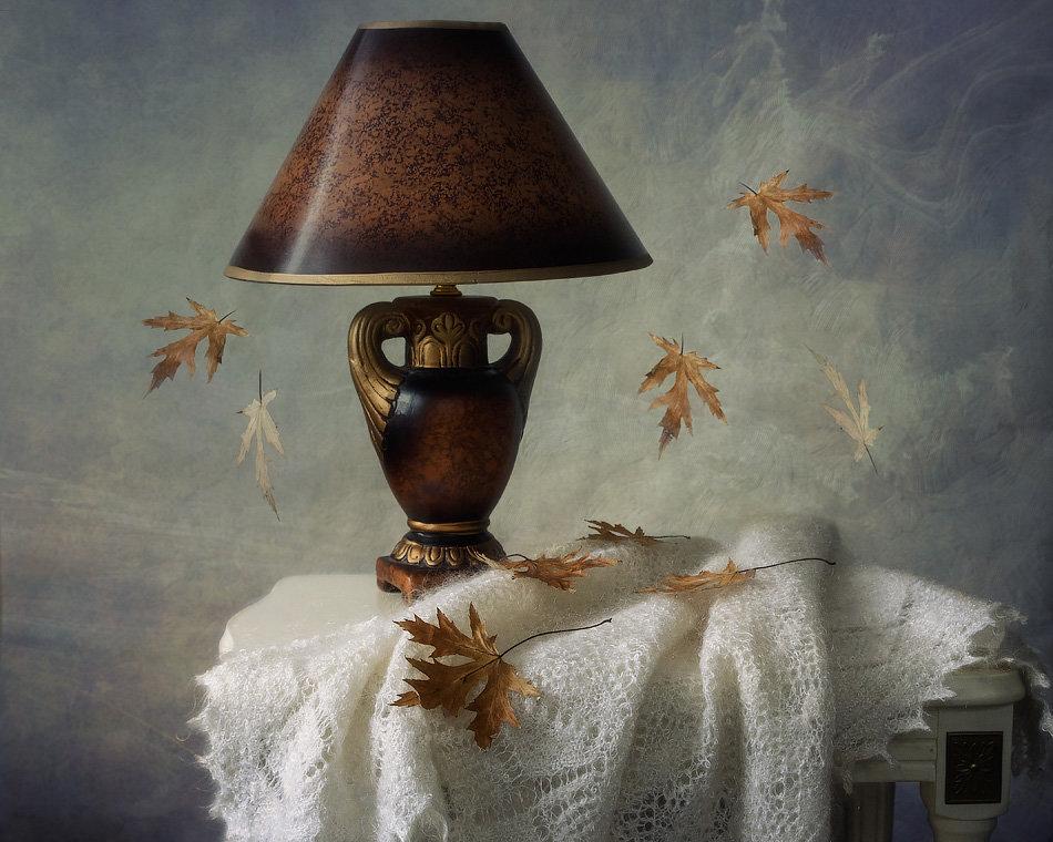 Оренбургский пуховый платок - Ирина Приходько