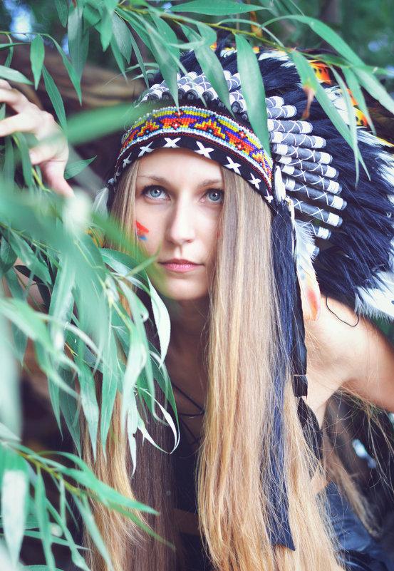 Индеец - Ирина