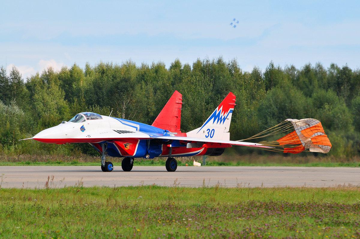 МиГ-29 - Илья Кочанов