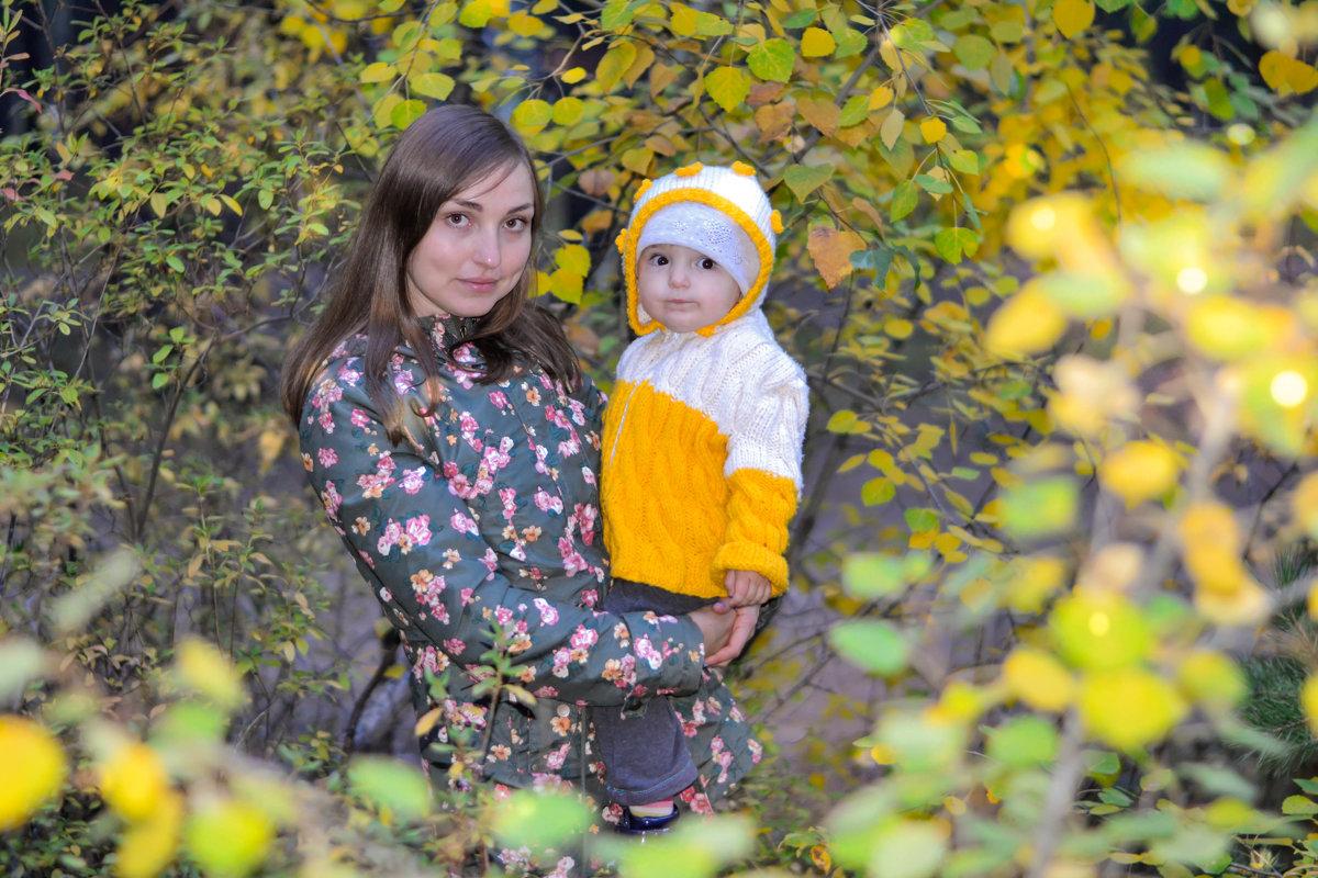 Мама с доченькой - Valeriya Samsonova
