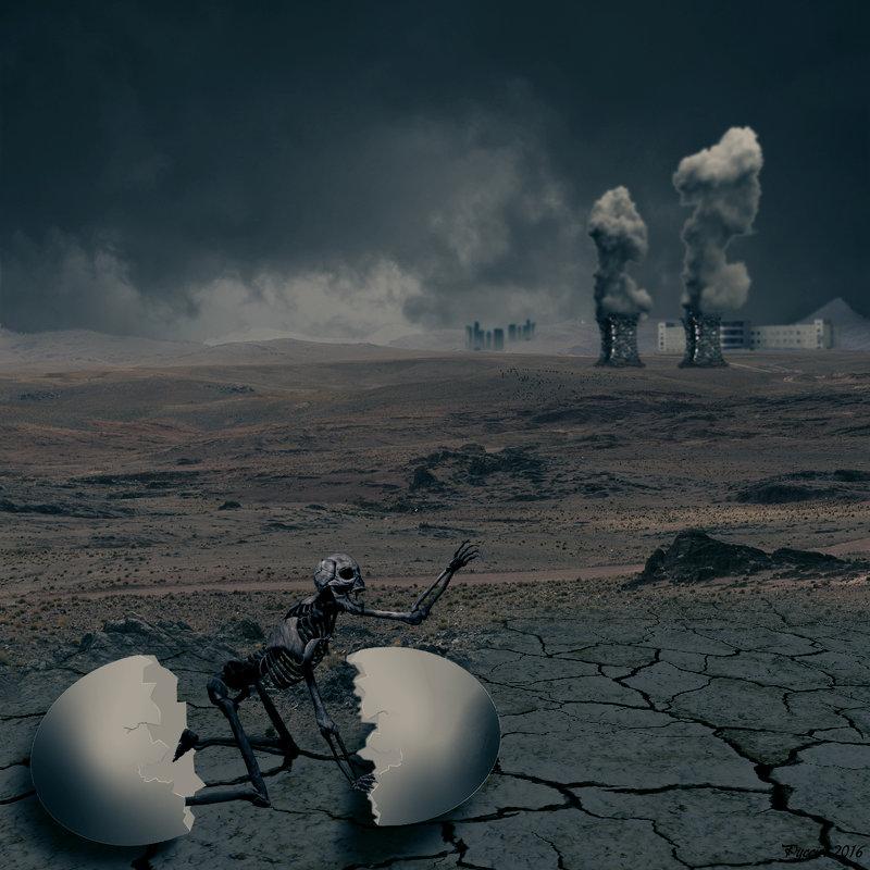 Рождённый в апокалипсис - Андрей Щетинин