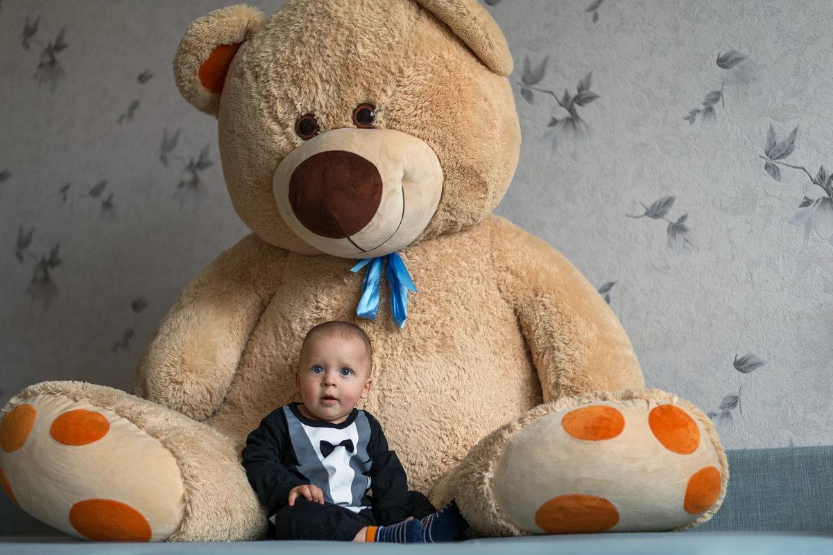 медвежонок - aleksey