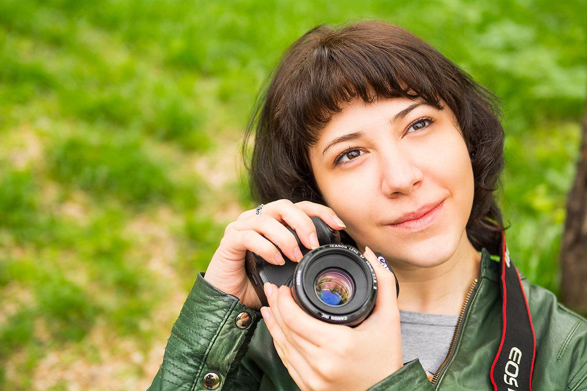Когда твоя подруга коллега-фотограф - Nadezhda Slepicheva