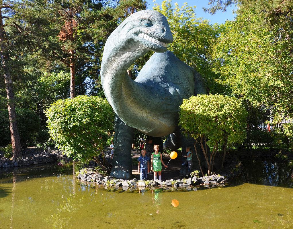 В Новосибирском зоопарке - Алексей http://fotokto.ru/id148151Морозов