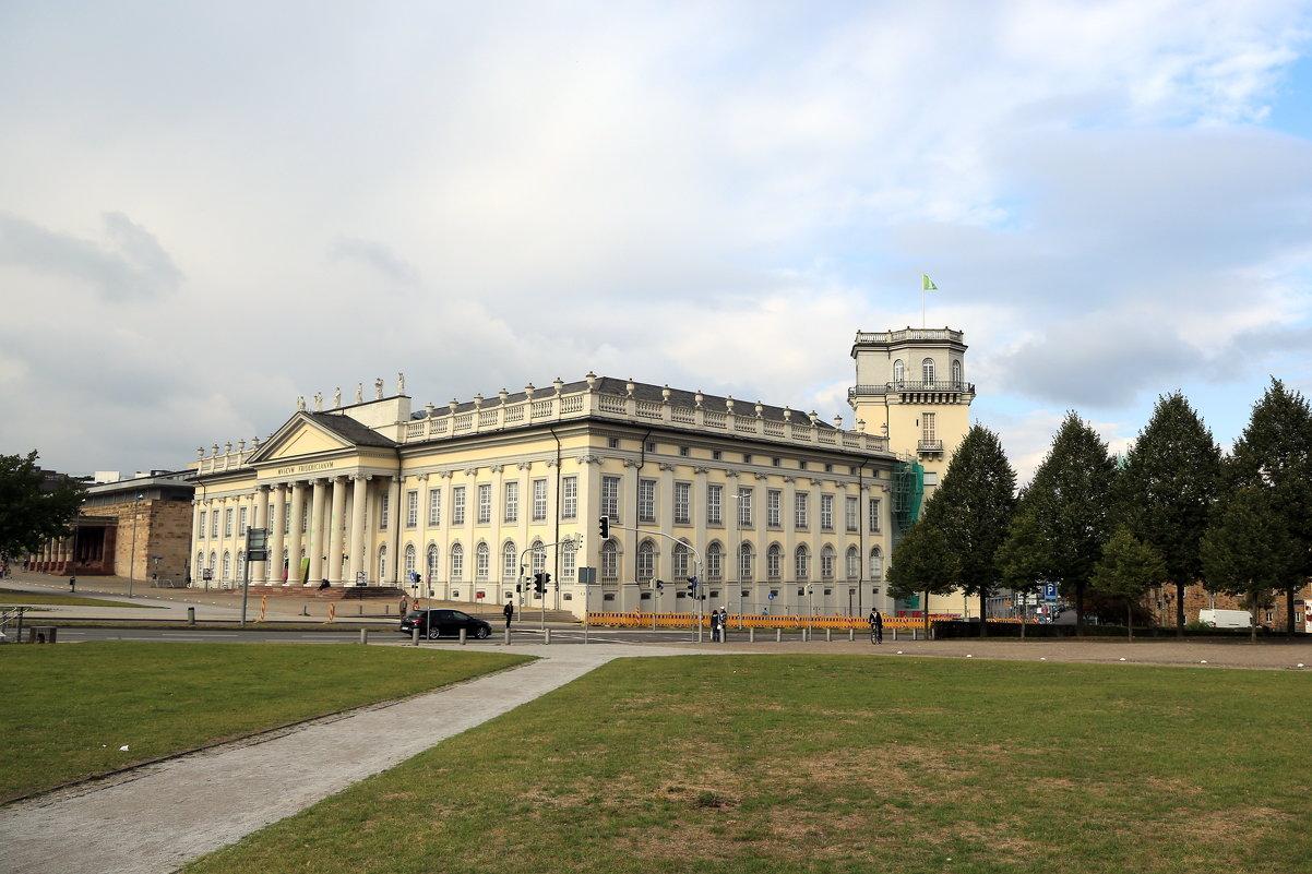 Музей Фридерицианум(Кассель,Германия) - Сергей Галкин