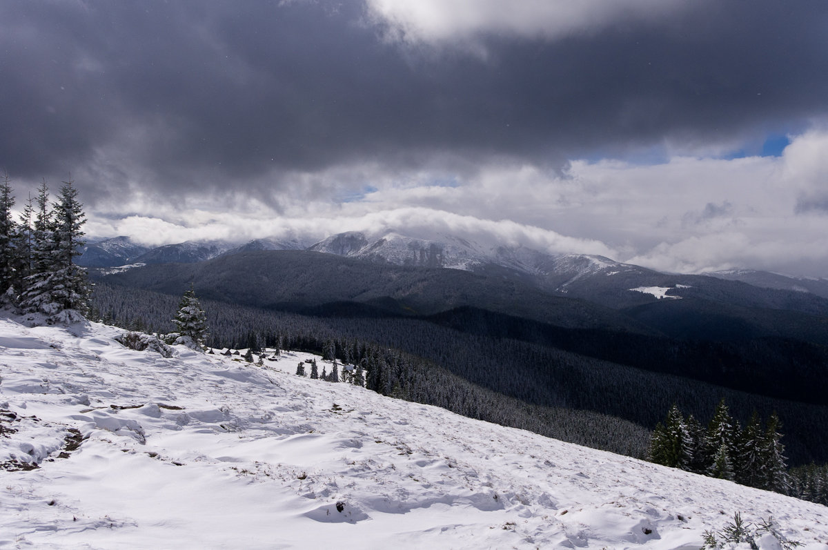 Говерла. Самая высокая гора в Украине. - Александр Крупский