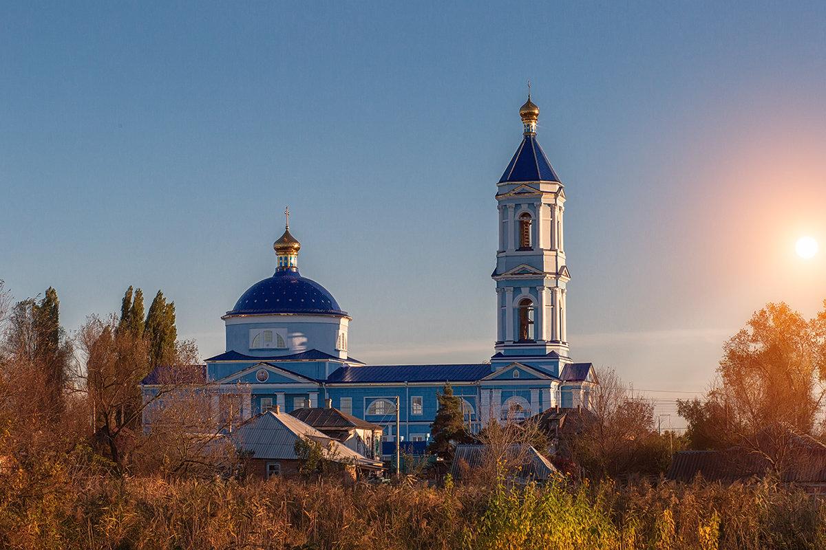 Знаменская церковь - Сергей