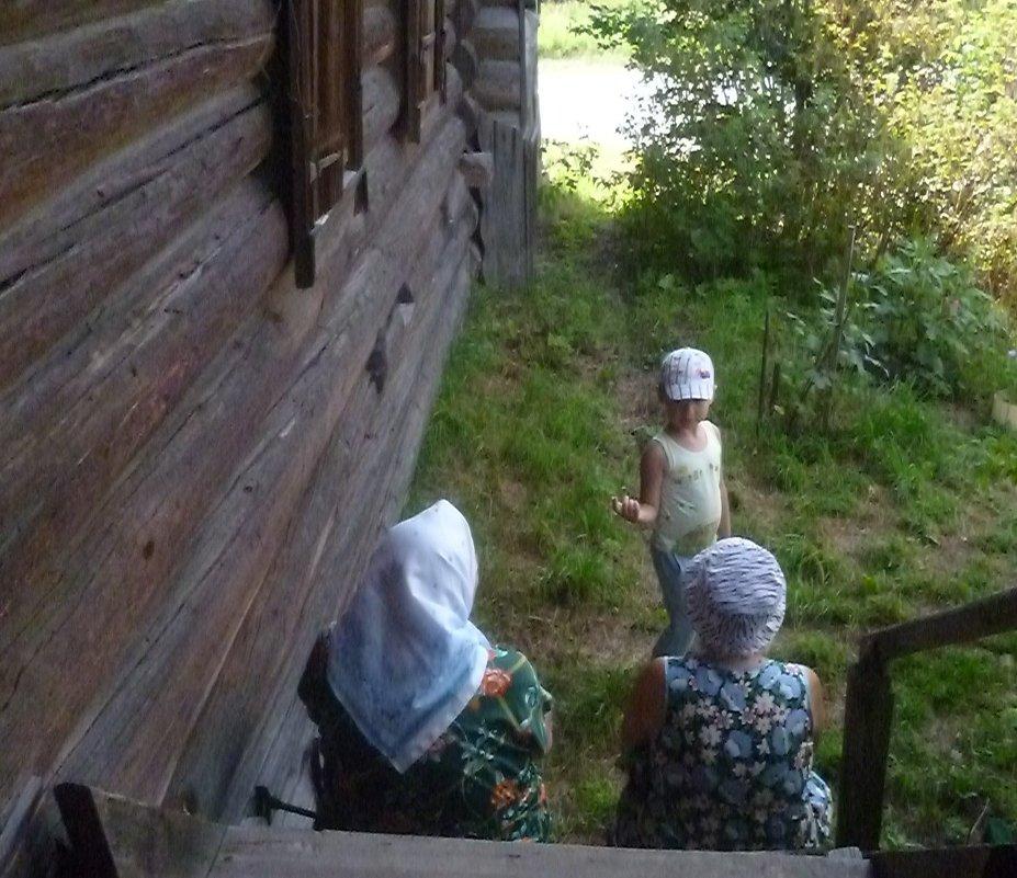 Деревенские посиделки - Mary Коллар
