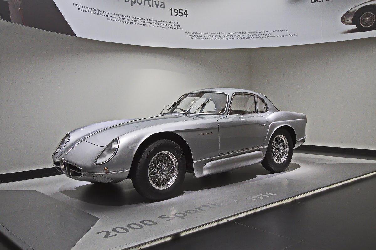 Alfa Romeo... от кутюрье - M Marikfoto