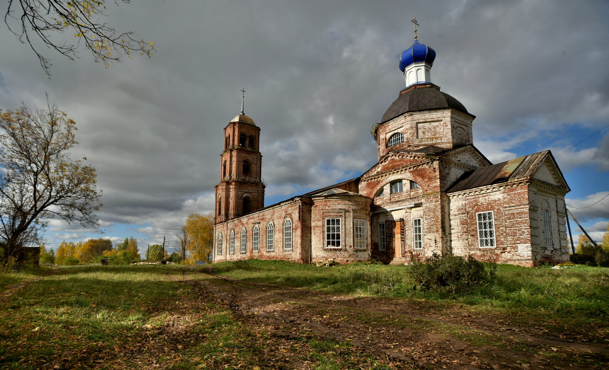 Церковь - Николай Е