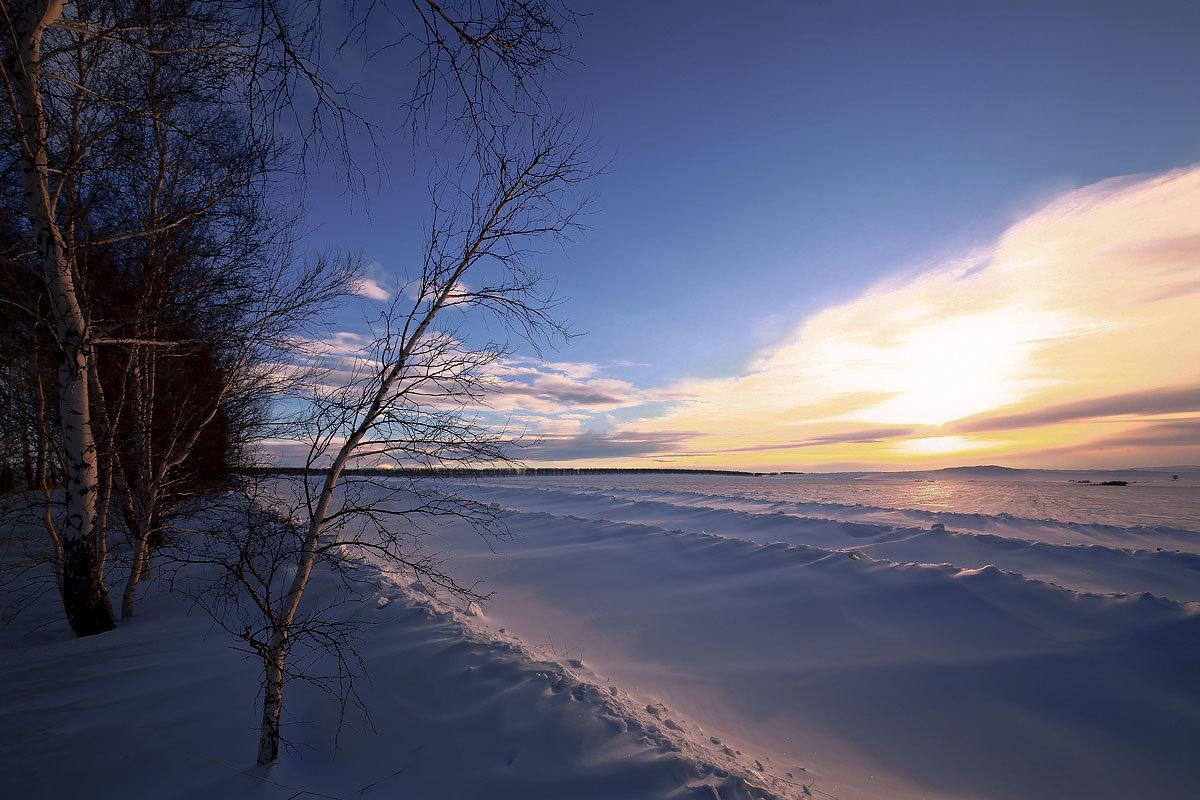 На горы зимние, взор Ваш, пусть неутомимым будет 16 - Сергей Жуков