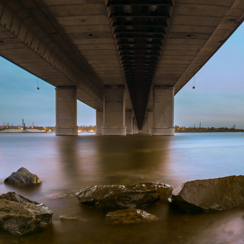 Кайдакский мост - Artem Zelenyuk