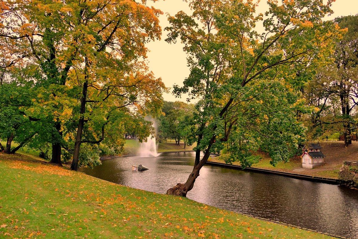 Рига Парк у Бастионной горки - Swetlana V