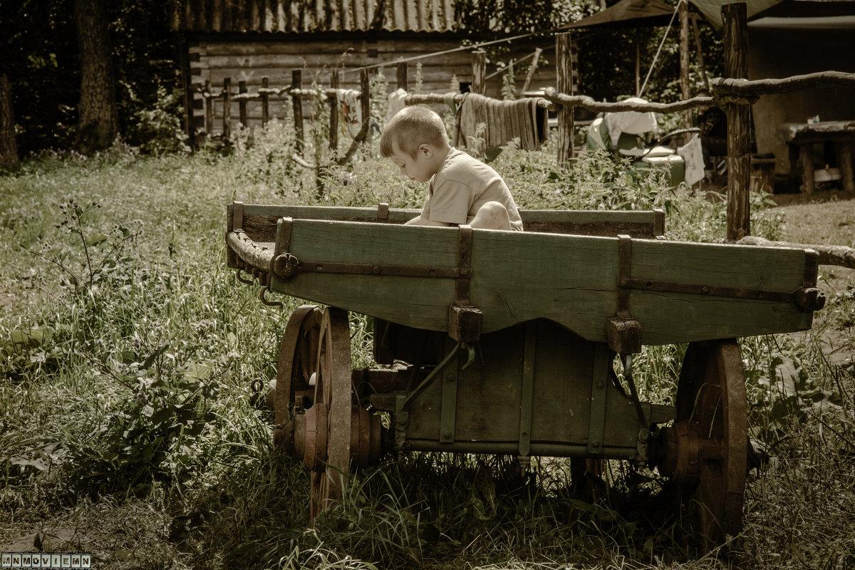 Детство в деревне - Михаил