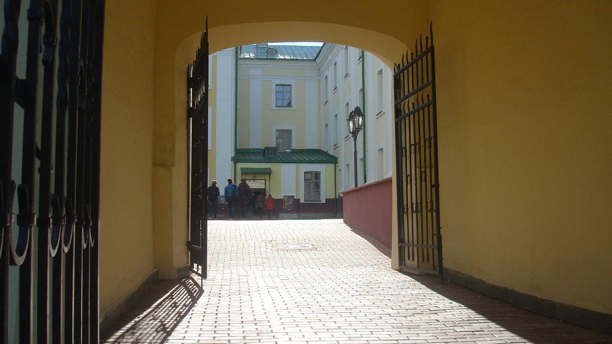 день открытых ворот - youry