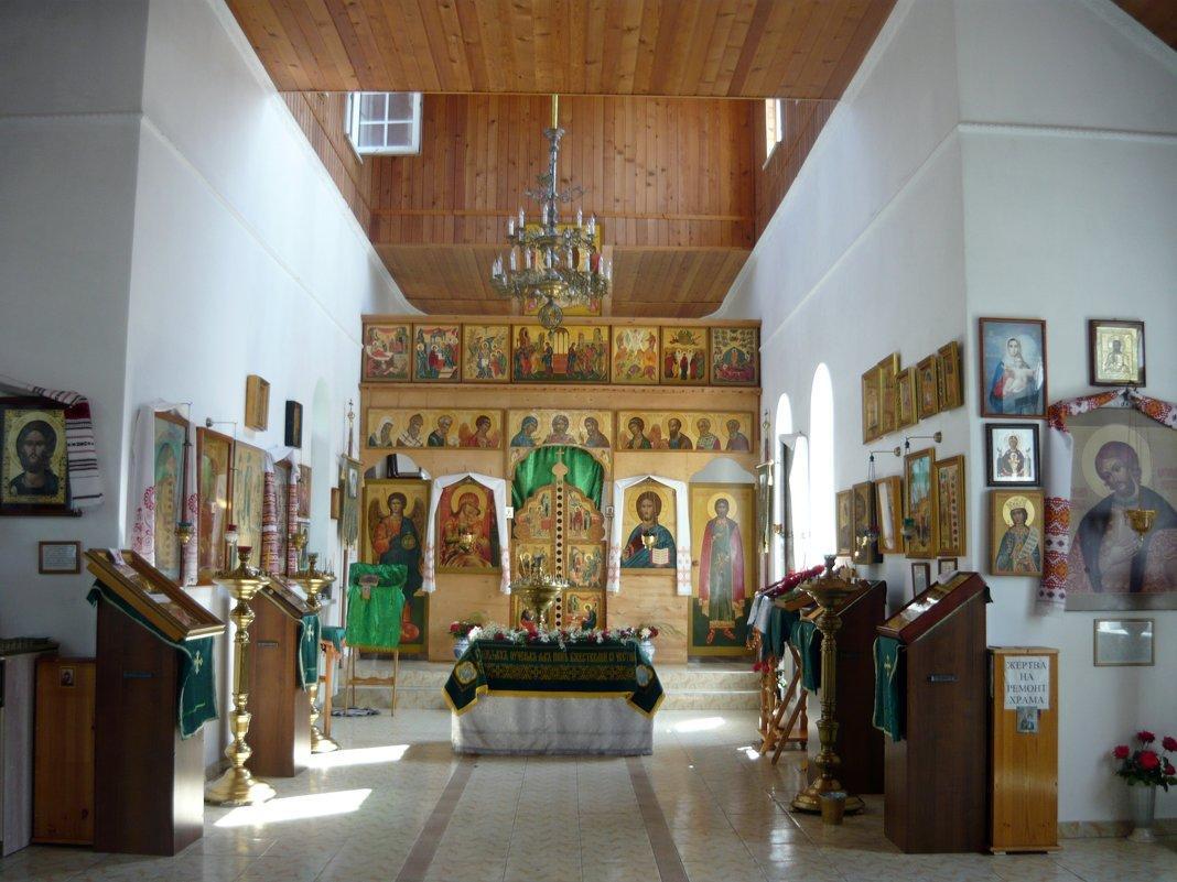 В церкви - Вера Щукина
