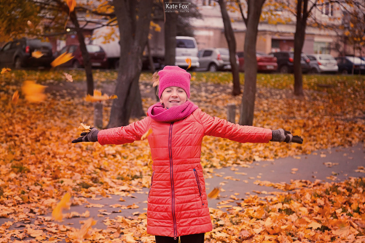 Девочка осень - Екатерина Фокс