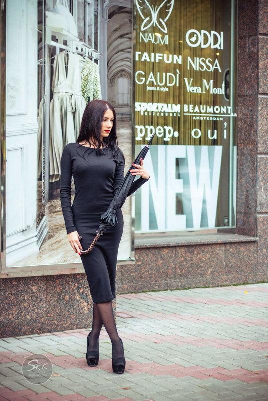 Autumn on the streets - осень на улицах города. Фотограф в Белгороде - Руслан Кокорев