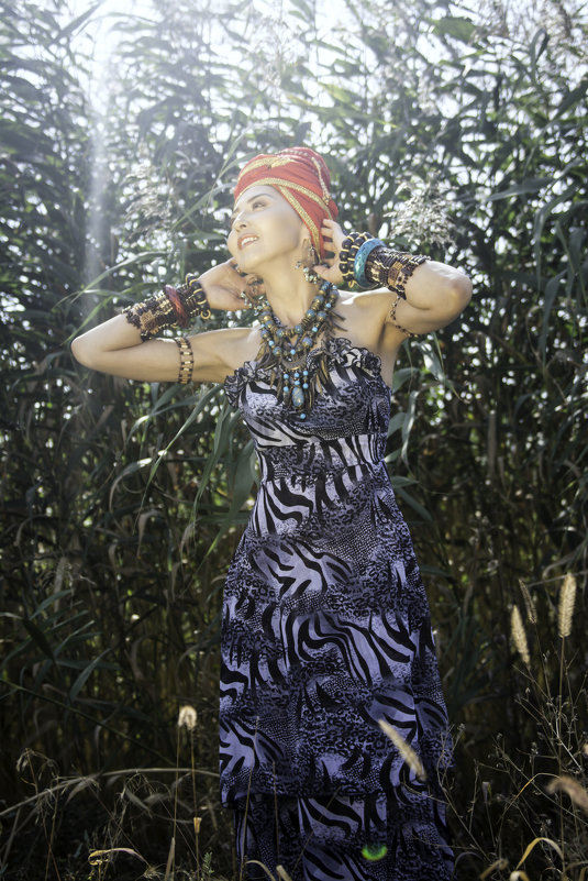Африка - Денис Карманов