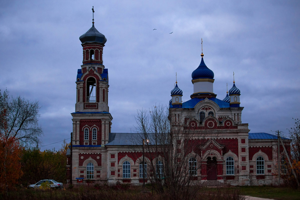 Троицкий Храм. - Валерий Гудков