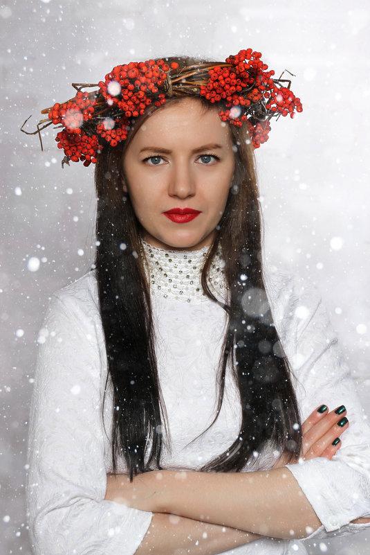 Рябиновая осень - Natalia Petrenko