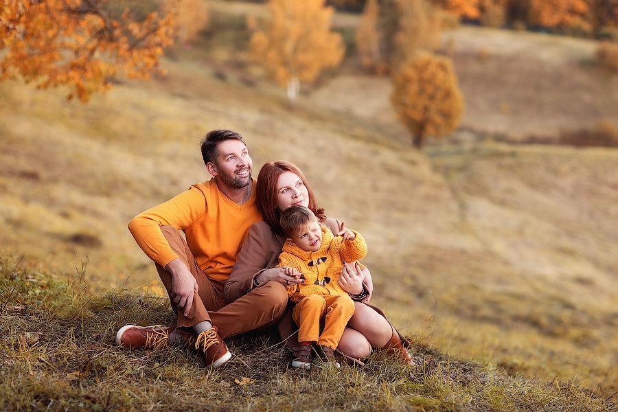 Осень - Юлия Скороходова