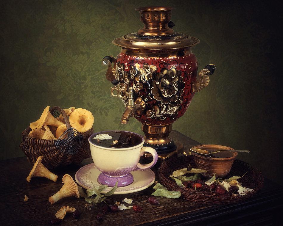 Чай с лесными дарами - Ирина Приходько