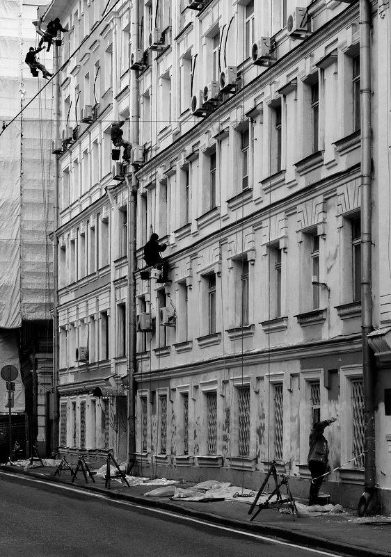 МАСТЕРА-ВЫСОТНИКИ - Александр Шурпаков