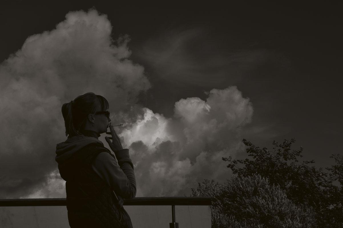 на балконе - Наталия П