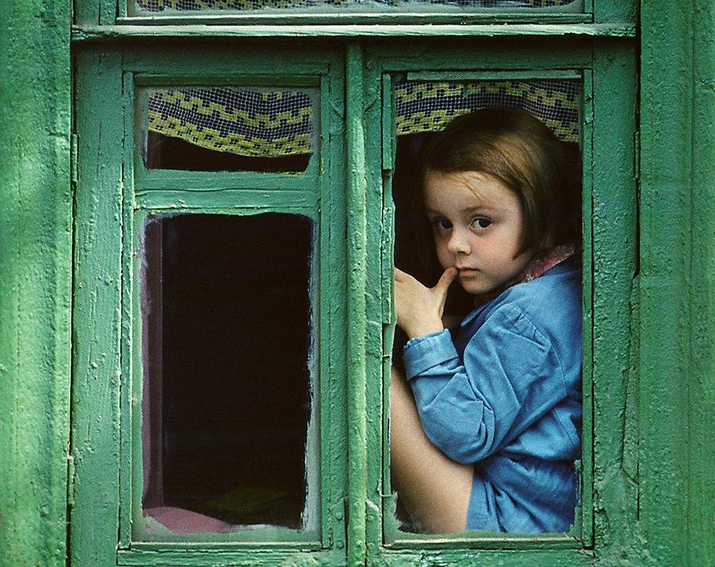 Взгляд детства - Виталий