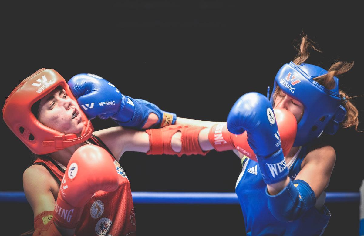 Тайский бокс - Александр Колесников